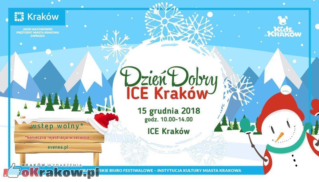 Zimowe Dzień Dobry ICE Kraków!