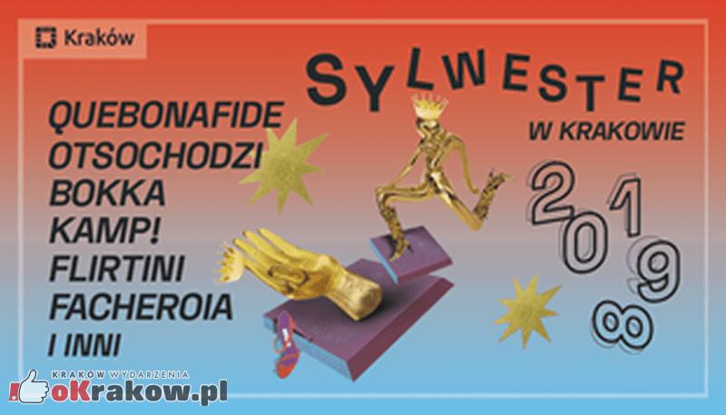 Sylwester w Krakowie – informacje organizacyjne