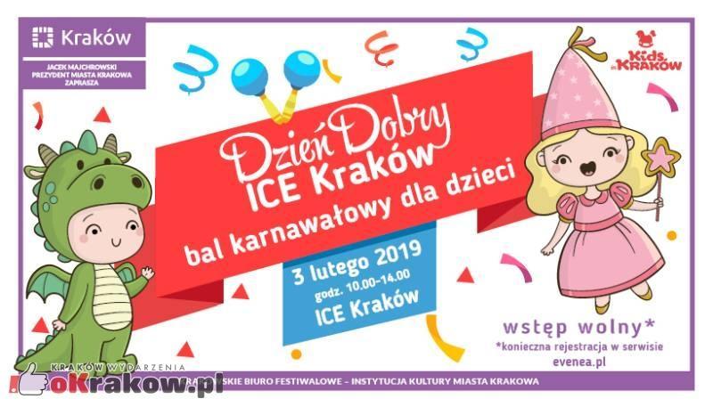 Karnawałowe Dzień Dobry ICE Kraków!
