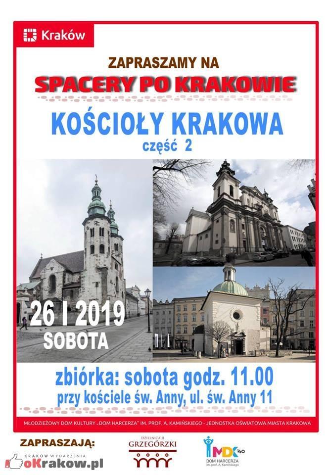 Spacery po Krakowie – kościoły Krakowa cz. 2