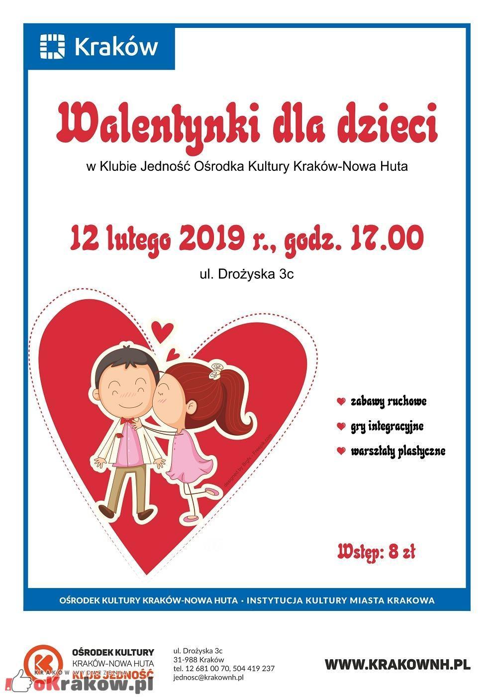 jednosc walentynki dzieci pl 212x300 - Zapowiedzi wydarzeń w Ośrodku Kultury Kraków-Nowa Huta