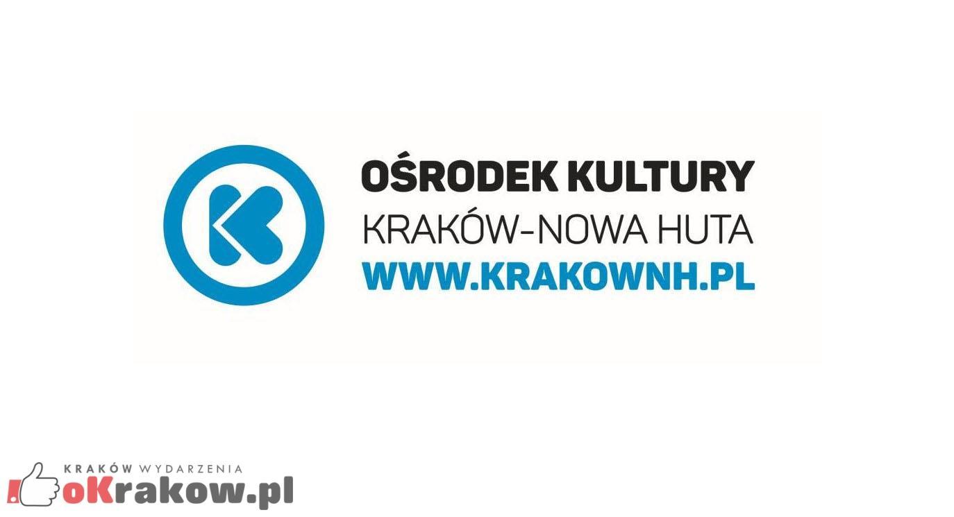 logo osrodek kultury krakow nowa huta ok - Zapowiedzi wydarzeń w Ośrodku Kultury Kraków-Nowa Huta