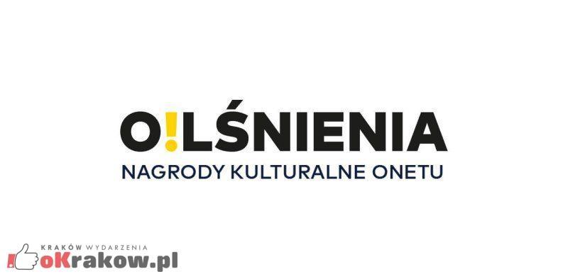 O!Lśnienia – Nagrody Kulturalne Onetu i Miasta Kraków  rusza głosowanie internautów