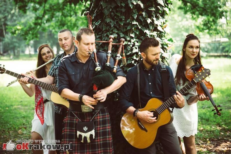 Odkrywka – SheeBan Celtic Band w Dworku Białoprądnickim