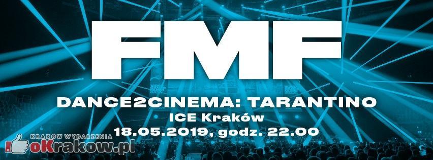 Muzyka z kultowych filmów Quentina Tarantino w Centrum Kongresowym ICE Kraków