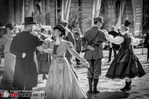 Cracovia Danza balet w mieście 2018 fot. Erdem Yildiz