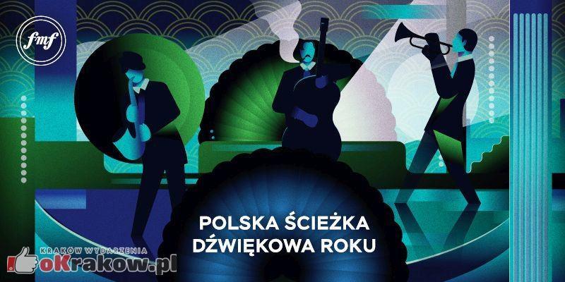 Polska Ścieżka Dźwiękowa Roku! Nowa nagroda dla kompozytorów na 12. Festiwalu Muzyki Filmowej w Krakowie