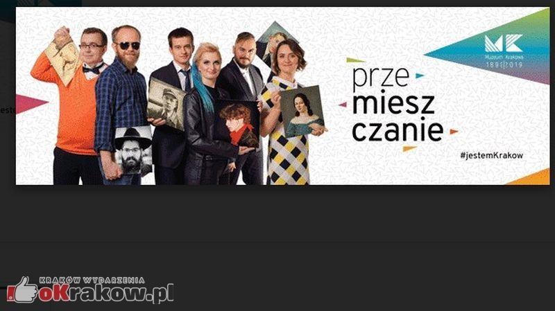 przemieszczanie krakow - Muzeum Krakowa dla rodzin w weekend 6 i 7 kwietnia 2019
