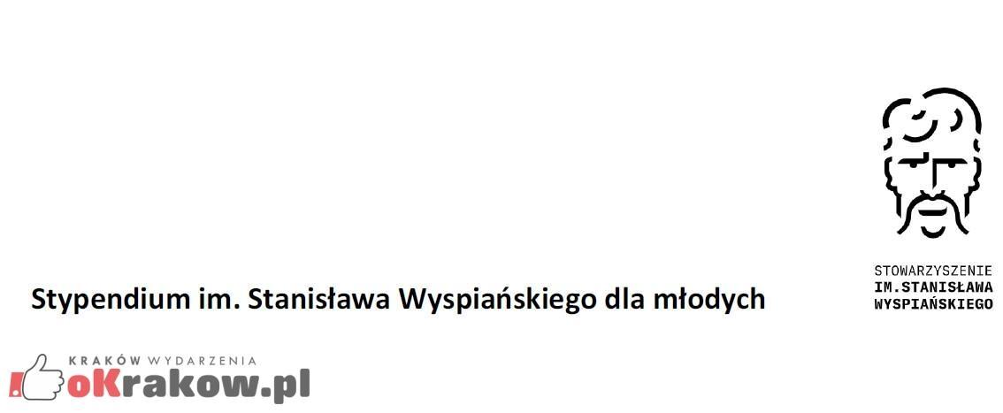 Stypendium im. Stanisława Wyspiańskiego dla młodych