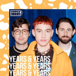 years years krakow 300x300 - Kraków Live Festival 16-17 sierpnia 2019 wystapią min.: wystąpią Post Malone, Macklemore, DJ Snake oraz Years & Years