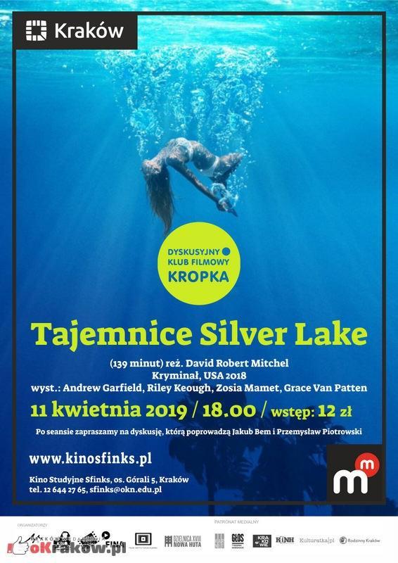 "dkf tajemnice silver lake - DKF ""Kropka"": Tajemnice Silver Lake"