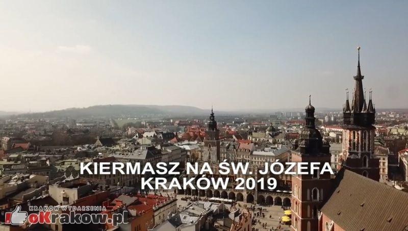 krakow kiermasz sw jozefa - Kraków, kiermasz na św. Józefa - film