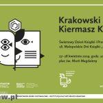 krakowski kiermasz ksiazki krakow 2019 150x150 - Literacka wiosna w Krakowie