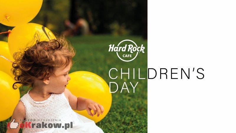 Dzień Dziecka w Hard Rock Cafe Kraków