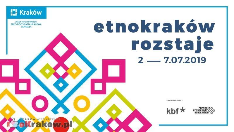 XXI EtnoKraków/Rozstaje 2019 – znamy program lipcowego festiwalu!