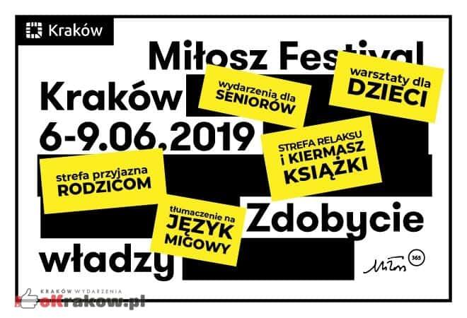 festiwal milosza atrakcje 2 - Przyjazna przestrzeń Festiwalu Miłosza, czyli wydarzenia dla dzieci, seniorów i osób głuchych