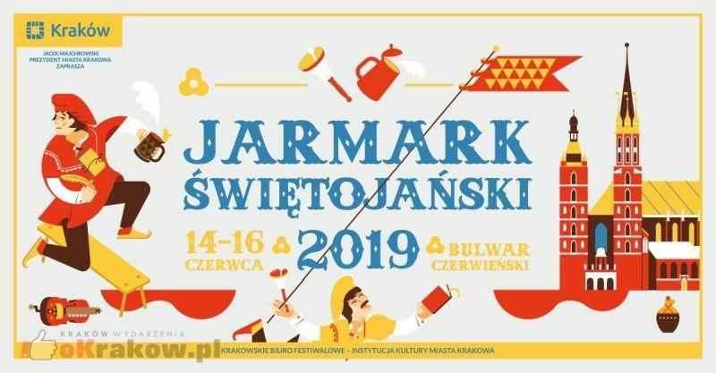 Dziesiąty Jarmark Świętojański! Kraków 14-16 czerwca 2019 r.