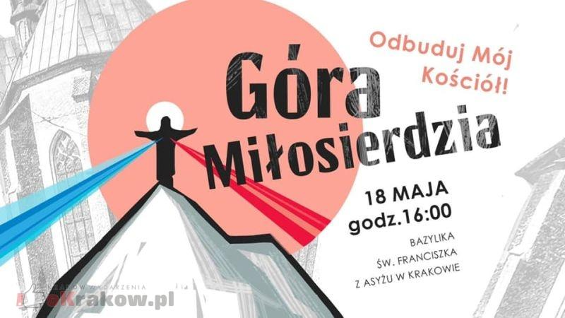 krakow gora milosierdzia - Góra Miłosierdzia 18 maja 2019 r. - Kościół św. Franciszka z Asyżu w Krakowie