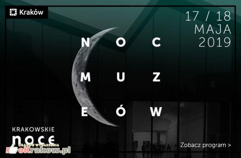 Kraków Noc Muzeów 17/18 maja 2019 – Program