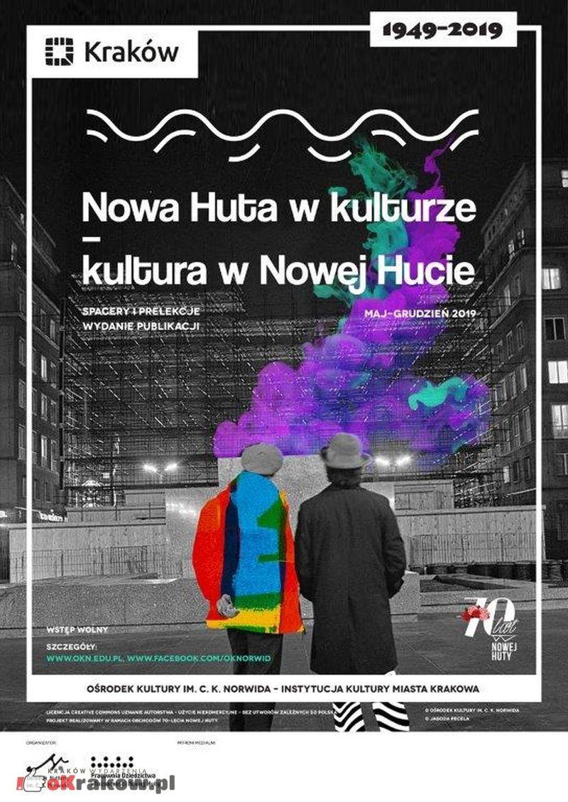 Nowa Huta w literaturze – spacer