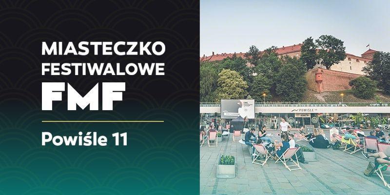 miasteczko festiwalowe krakow - Miasteczko Festiwalowe na FMF w Krakowie