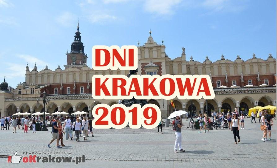 program dni krakowa krakow2019 - Dni Krakowa 2019 - jakie wydarzenia czekają miasto Kraków w czerwcu...