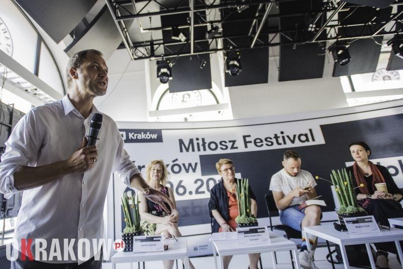 Krakowski Festiwal Miłosza już za nami. Jak wyglądała jego ósma edycja?