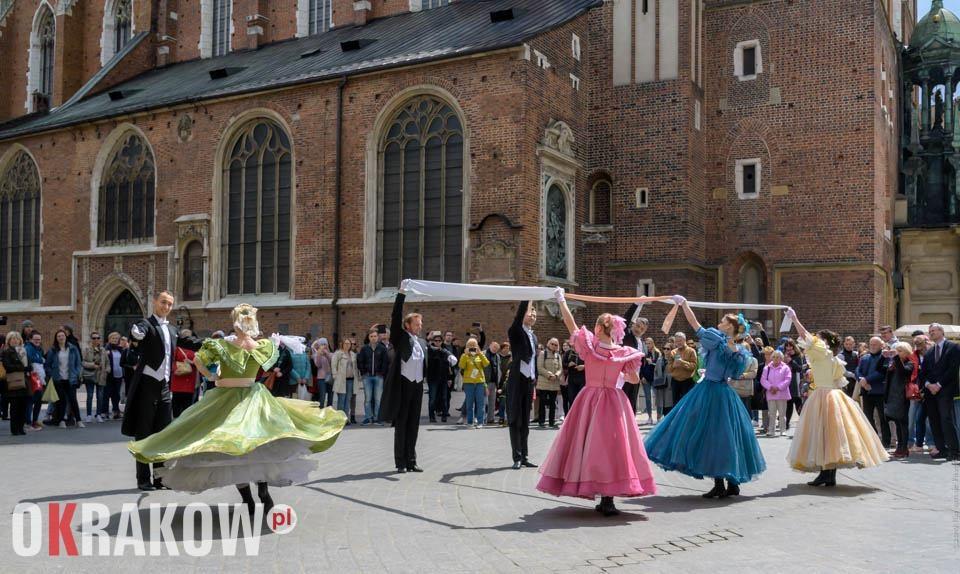 Moniuszko u stóp Wawelu. We wtorek 25 czerwca zatańczymy tuż pod Wawelem.