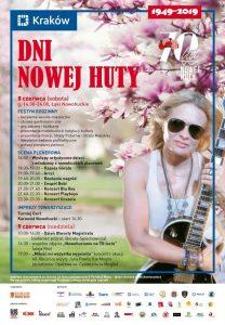 dni nowej huty krakow 2019 208x300 - Dni Nowej Huty 8-9 czerwca 2019 r. / 70 lat Nowej Huty 1949 - 2019