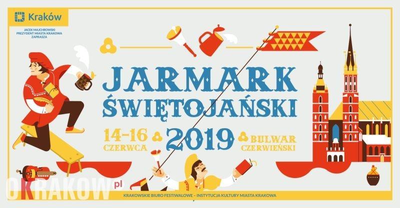 jarmark swietojanski - Jarmark Świętojański startuje już w piątek 14 czerwca