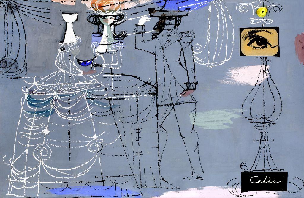 kaziemierz mann  bez tytulu 05 - Kazimierz Mann, sztuka to sztuka, 15.06–28.07.2019, Muzeum Etnograficzne w Krakowie