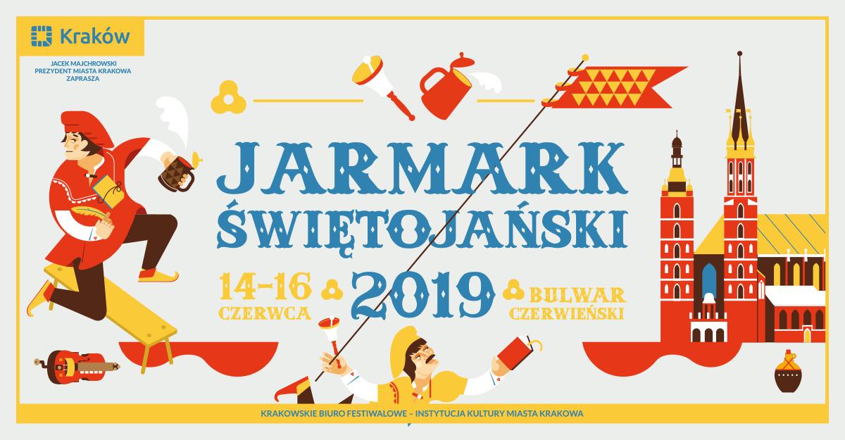 Przestawiamy program Jarmarku Świętojańskiego w Krakowie