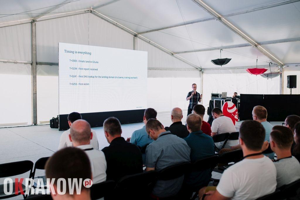Za nami 18, rekordowa, edycja konferencji CONFidence czyli największej konferencji o cyberbezpieczeństwie w Europie Środkowo-Wschodniej!