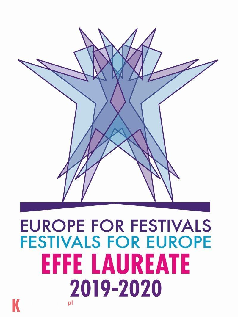 logo - Festiwal Conrada laureatem EFFE 2019-2020!