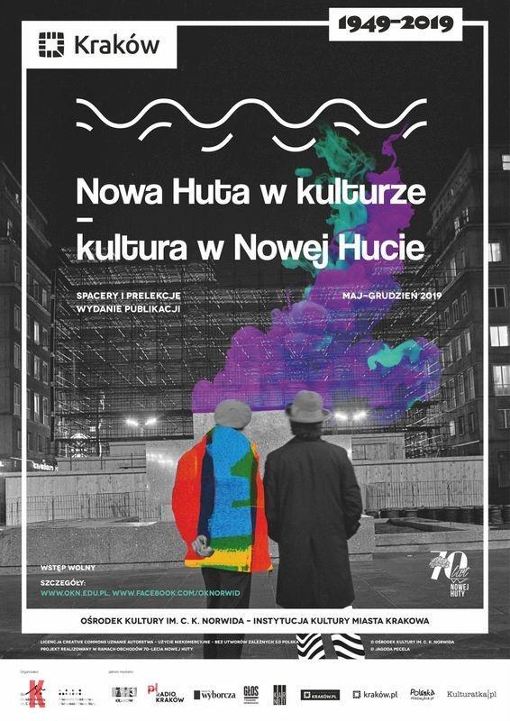 Nowa Huta w architekturze- spacer // Nowa Huta w kulturze – kultura w Nowej Hucie