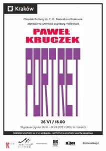 pawel kruczek 212x300 - PORTRET – wernisaż wystawy malarstwa Pawła Kruczka