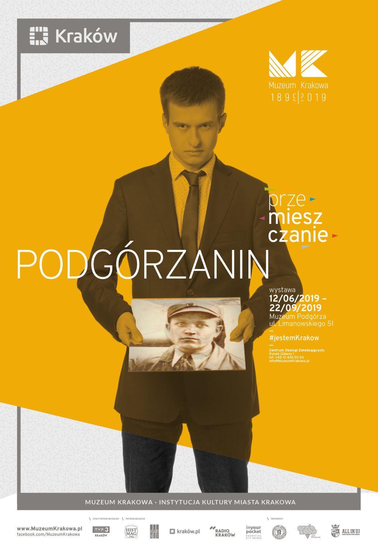 podgorzanie krakow 1 - Zapraszamy na wystawę Podgórzanin - od 13.06 do 22.09 w Muzeum Podgórza