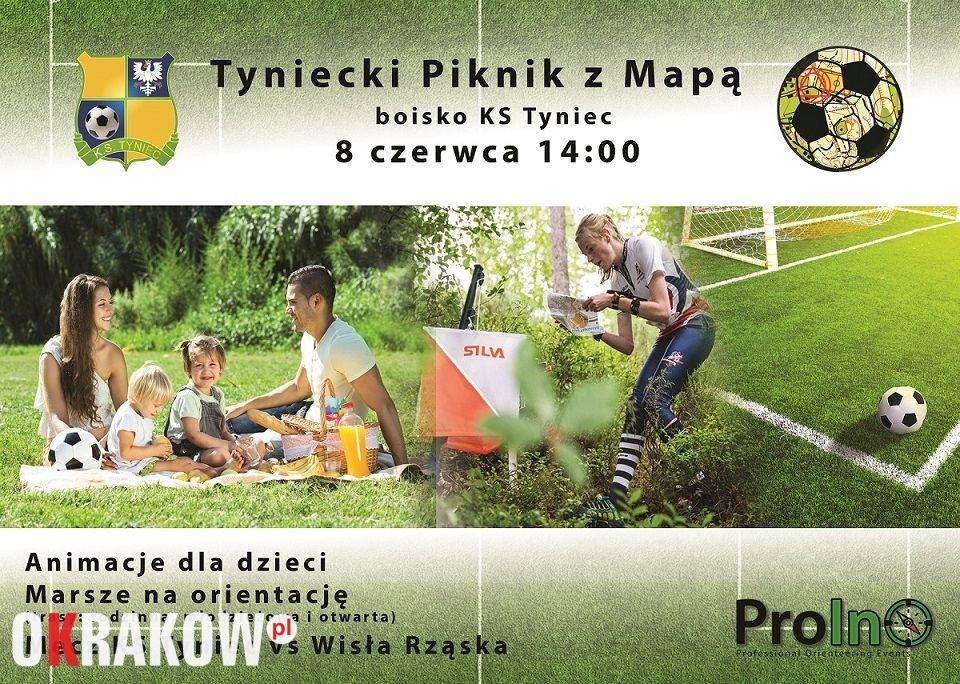 tyniec v9 1 - Tyniecki Piknik z Mapą