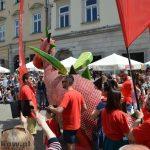wielka parada smokow przeszla przez krakow w 40 smokow do okola swiata 2019 112 150x150 - Parada Smoków przeszła przez Kraków. Obszerna galeria zdjęć - 2 czerwca 2019 w Krakowie