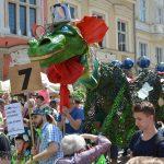 wielka parada smokow przeszla przez krakow w 40 smokow do okola swiata 2019 162 150x150 - Parada Smoków przeszła przez Kraków. Obszerna galeria zdjęć - 2 czerwca 2019 w Krakowie