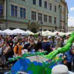 wielka parada smokow przeszla przez krakow w 40 smokow do okola swiata 2019 29 150x150 - Parada Smoków przeszła przez Kraków. Obszerna galeria zdjęć - 2 czerwca 2019 w Krakowie