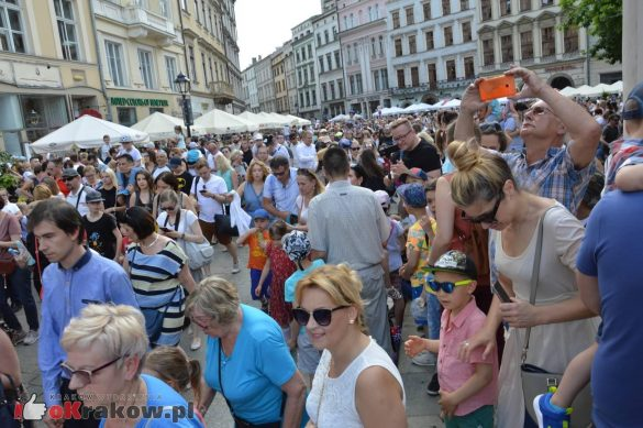 wielka parada smokow przeszla przez krakow w 40 smokow do okola swiata 2019 314 585x389 - Parada Smoków przeszła przez Kraków. Obszerna galeria zdjęć - 2 czerwca 2019 w Krakowie