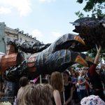 wielka parada smokow przeszla przez krakow w 40 smokow do okola swiata 2019 73 150x150 - Parada Smoków przeszła przez Kraków. Obszerna galeria zdjęć - 2 czerwca 2019 w Krakowie