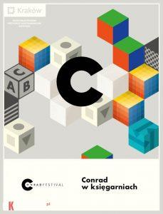 conrad w ksiegarniach 229x300 - Festiwal Conrada w księgarniach 2019 – ogłaszamy nabór do programu!