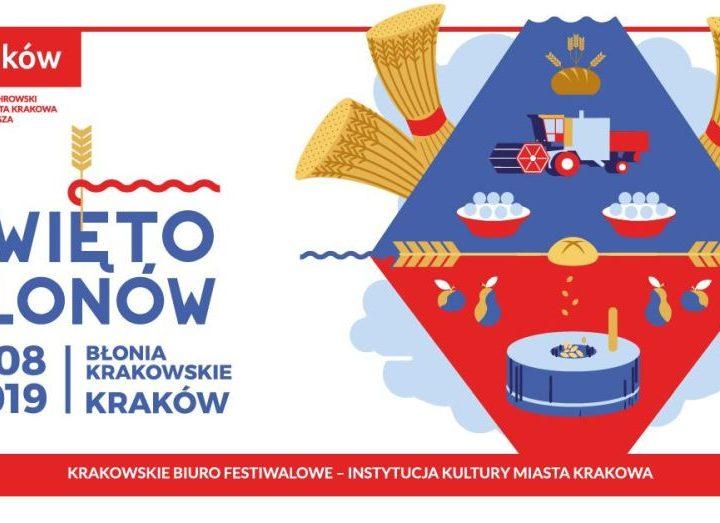 Dożynki w Krakowie czyli Święto Plonów na krakowskich Błoniach!