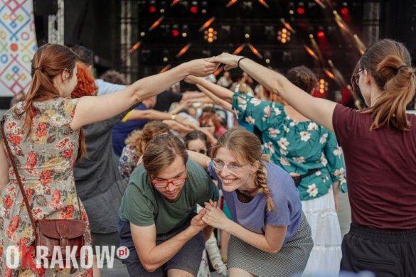 etnokrakow na powislu fot. klaudyna schubert 1 585x390 - Ulotny czar muzyki. Podsumowanie EtnoKraków/Rozstaje 2019