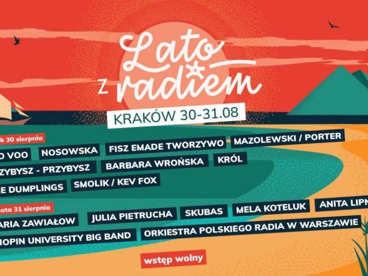 Lato z Radiem w Krakowie 30-31 sierpnia 2019