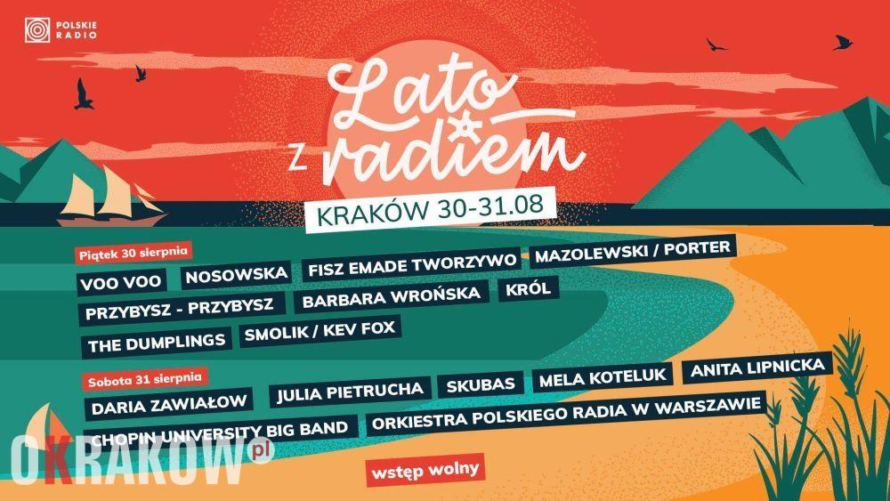 Lato Z Radiem W Krakowie 30 31 Sierpnia 2019 Okrakowpl