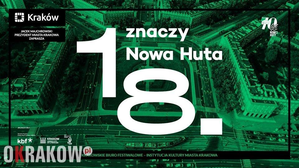 """""""18. znaczy Nowa Huta"""" – czyli reporterzy łączcie się!"""