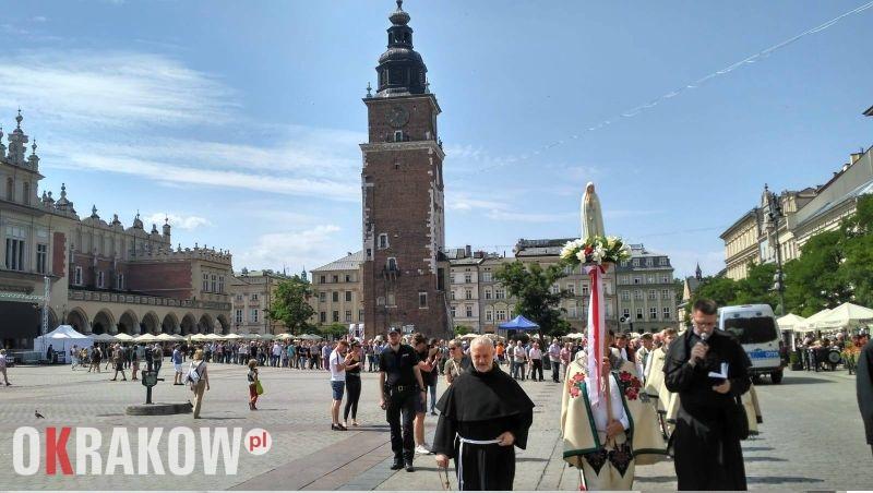 Męski Różaniec! Kraków 3 sierpnia 2019